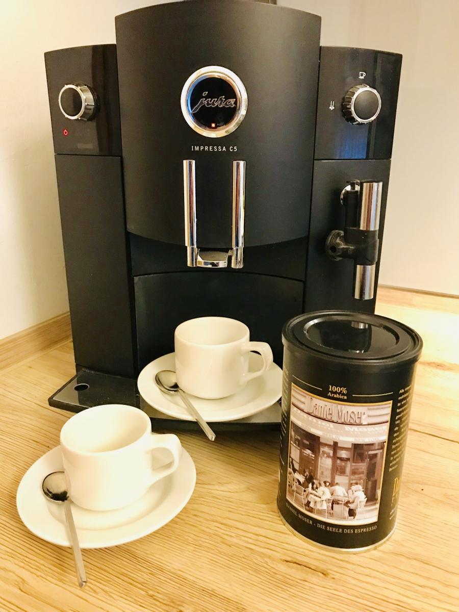 Die Kaffemaschine