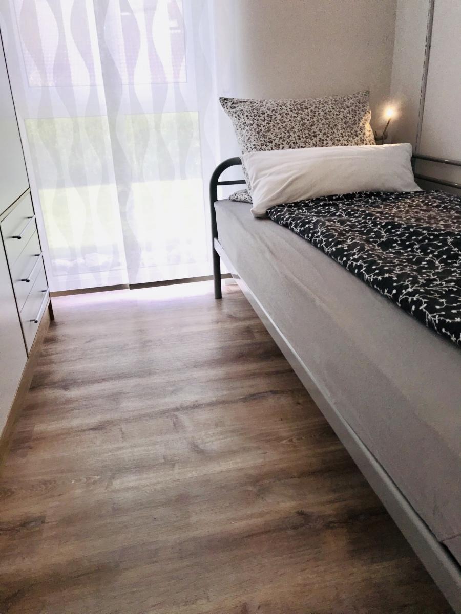 Der zweite Schlafzimmer